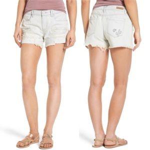 [Blank NYC] NWT Sunbaked Denim Shorts Cactus 🌵